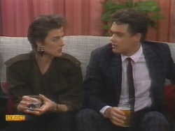Gail Robinson, Paul Robinson in Neighbours Episode 0952