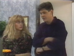 Jane Harris, Joe Mangel in Neighbours Episode 0952