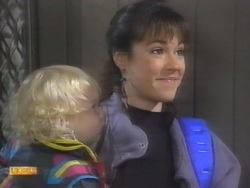 Sky Bishop, Kerry Bishop in Neighbours Episode 0952
