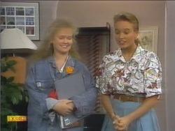 Sharon Davies, Bronwyn Davies in Neighbours Episode 0952