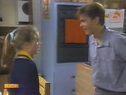 Katie Landers, Todd Landers in Neighbours Episode 0955