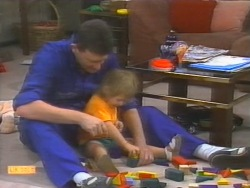 Des Clarke, Jamie Clarke in Neighbours Episode 0955