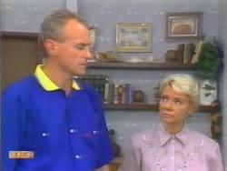 Jim Robinson, Helen Daniels in Neighbours Episode 0955