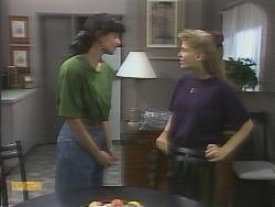 Poppy Skouros, Bronwyn Davies in Neighbours Episode 0957