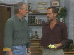 Jim Robinson, Bob Landers in Neighbours Episode 0957