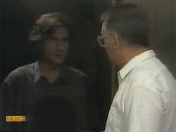 Stavros Papadopolous, Harold Bishop in Neighbours Episode 0958