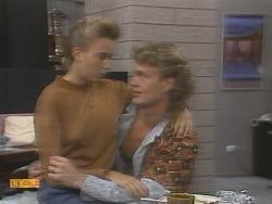 Bronwyn Davies, Henry Ramsay in Neighbours Episode 0958