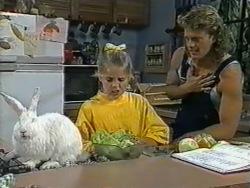 Rupert, Katie Landers, Henry Ramsay in Neighbours Episode 0965
