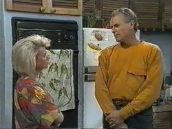 Helen Daniels, Jim Robinson in Neighbours Episode 0967