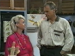 Helen Daniels, Jim Robinson in Neighbours Episode 0968