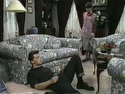 Matt Robinson, Hilary Robinson in Neighbours Episode 0968