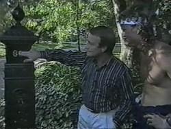 Murray Walker, Henry Ramsay in Neighbours Episode 0968