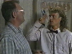 Harold Bishop, Henry Ramsay in Neighbours Episode 0969