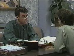 Paul Robinson, Gail Robinson in Neighbours Episode 0969