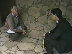 Harold Bishop, Kevin Harvey in Neighbours Episode 0970