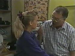 Bronwyn Davies, Harold Bishop in Neighbours Episode 0970