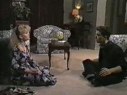 Sharon Davies, Matt Robinson in Neighbours Episode 0971