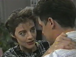Gail Robinson, Paul Robinson in Neighbours Episode 0972