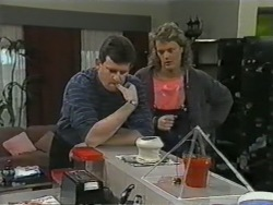 Des Clarke, Henry Ramsay in Neighbours Episode 0974