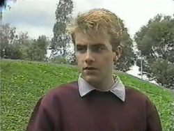 Nick Page in Neighbours Episode 0974