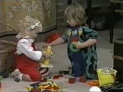 Sky Bishop, Jamie Clarke in Neighbours Episode 0976