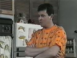 Des Clarke in Neighbours Episode 0977