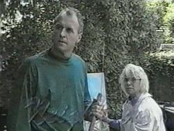 Jim Robinson, Helen Daniels in Neighbours Episode 0977