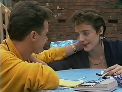 Paul Robinson, Gail Robinson in Neighbours Episode 0978