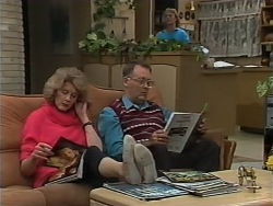Madge Bishop, Harold Bishop, Henry Ramsay in Neighbours Episode 0978