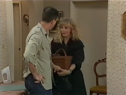 Joe Mangel, Jane Harris in Neighbours Episode 0978