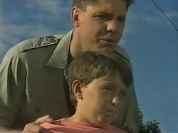 Joe Mangel, Toby Mangel in Neighbours Episode 0978