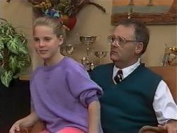 Katie Landers, Harold Bishop in Neighbours Episode 0978