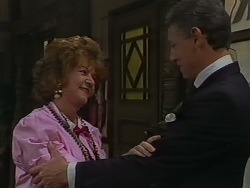 Gloria Lewis, Mr. Smithers in Neighbours Episode 0980