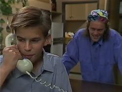 Todd Landers, Henry Ramsay in Neighbours Episode 0980