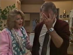 Madge Bishop, Harold Bishop in Neighbours Episode 0982