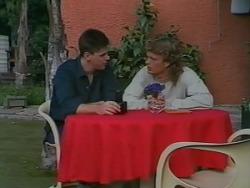 Joe Mangel, Henry Ramsay in Neighbours Episode 0983