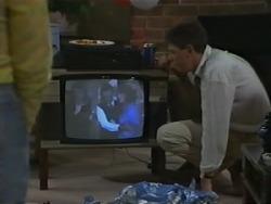 Joe Mangel in Neighbours Episode 0983