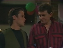 Mike Young, Des Clarke in Neighbours Episode 0983