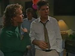 Henry Ramsay, Joe Mangel in Neighbours Episode 0983
