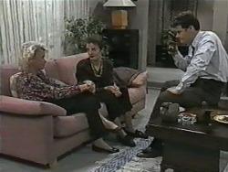Helen Daniels, Gail Robinson, Paul Robinson in Neighbours Episode 0984