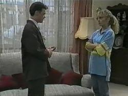 Paul Robinson, Jane Harris in Neighbours Episode 0984