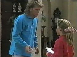 Henry Ramsay, Katie Landers in Neighbours Episode 0985