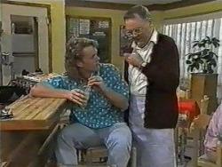 Henry Ramsay, Harold Bishop in Neighbours Episode 0986
