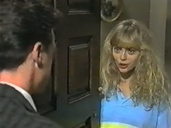 Paul Robinson, Jane Harris in Neighbours Episode 0986
