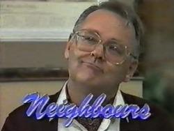 Harold Bishop in Neighbours Episode 0986