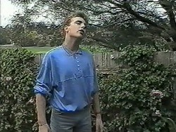 Nick Page in Neighbours Episode 0990
