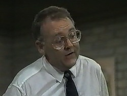 Harold Bishop in Neighbours Episode 0990