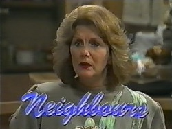 Madge Bishop in Neighbours Episode 0990