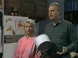 Helen Daniels, Jim Robinson in Neighbours Episode 0992
