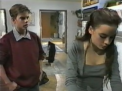 Todd Landers, Alison Ryder in Neighbours Episode 0992